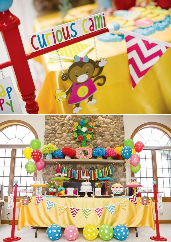 Curious George Birthday Decoration Ideas Elegant Pin by Gaga On 1st Birthday themes Boy