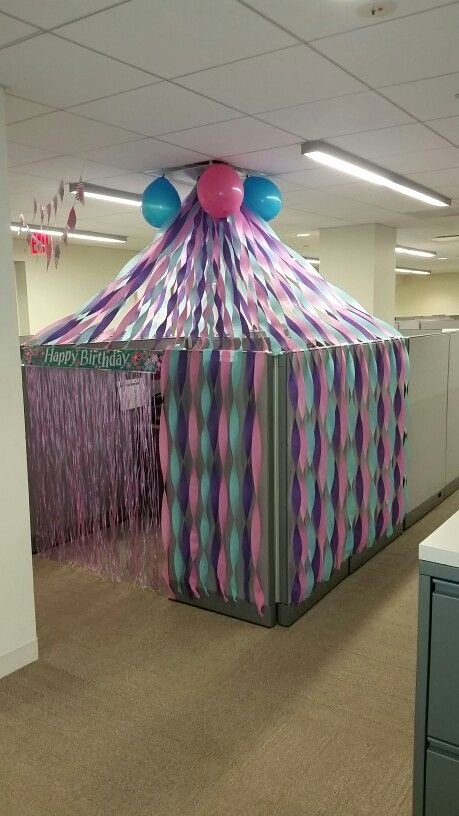 Desk Birthday Decoration Ideas for Work Elegant 10 Best Fice Birthday Decorations Images