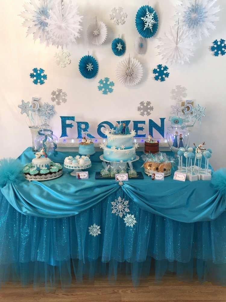 Disney Birthday Decoration Ideas Lovely Frozen Disney Birthday Party Ideas