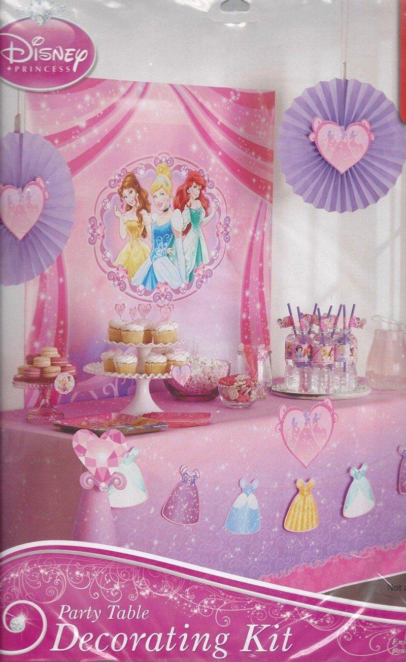 Disney Princess Birthday Decoration Ideas Luxury Disney Princess theme Birthday Party Ideas