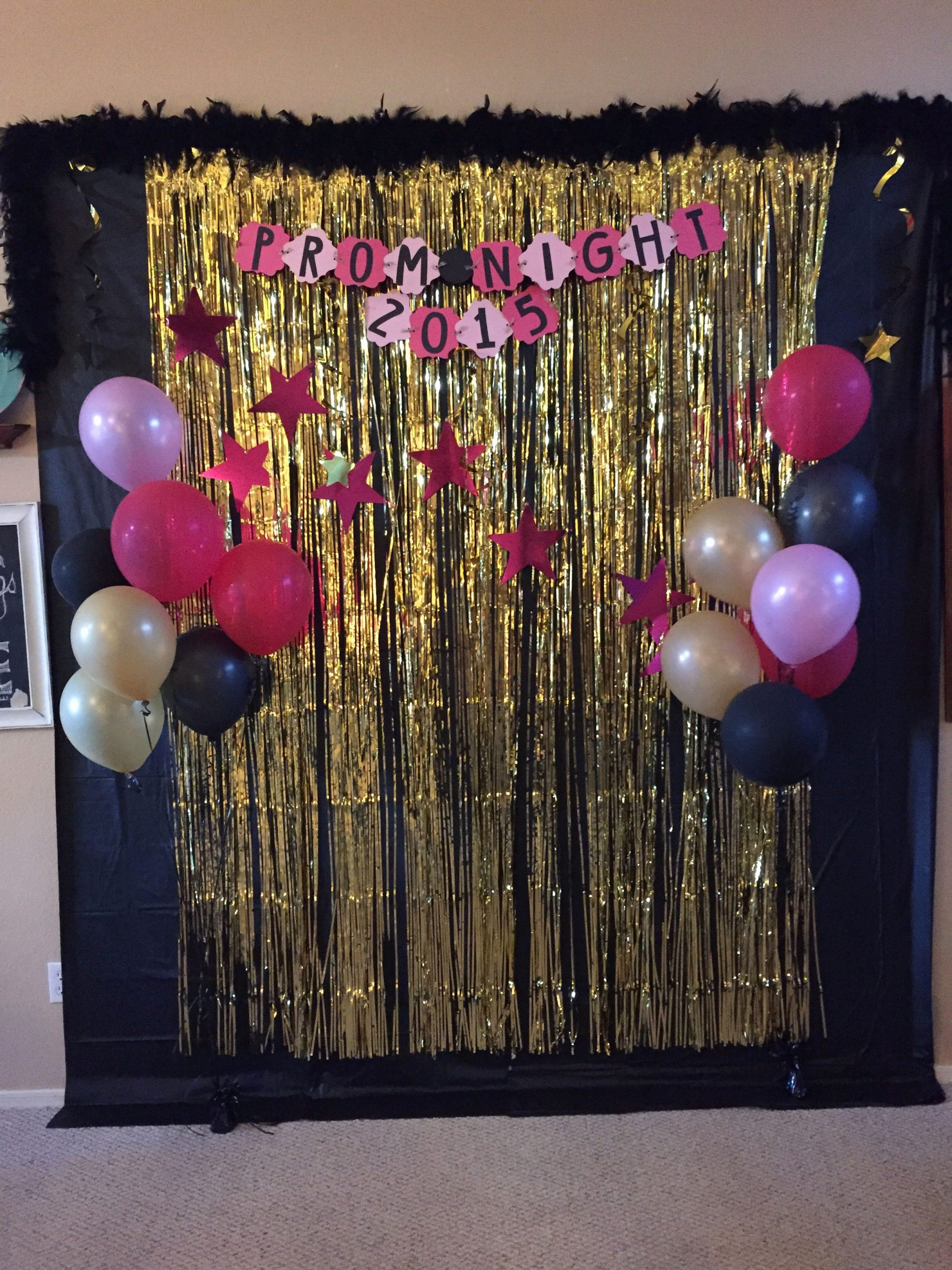 "Diy 40th Birthday Decoration Ideas Awesome 40th Birthday ""prom"""
