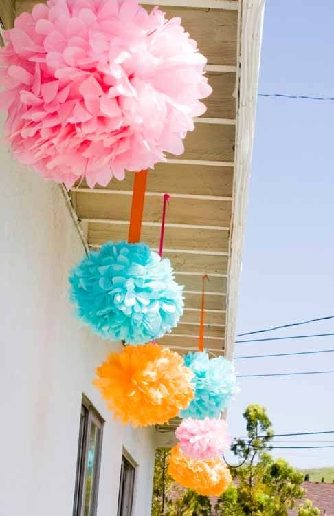 Diy First Birthday Decoration Ideas Inspirational Diy Outdoor Birthday Decoration Ideas