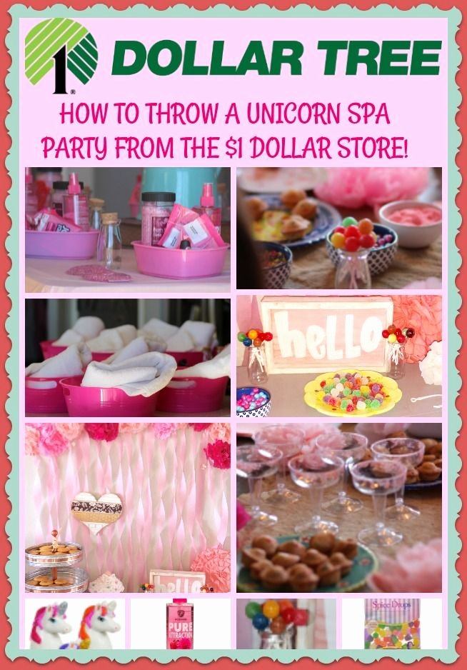 Dollar Store Birthday Decoration Ideas Beautiful Unicorn Birthday Party Ideas Birthday Party Ideas From the