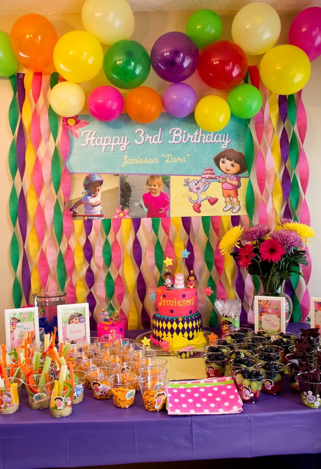 Dora Birthday Decoration Ideas Elegant Pin by Nickelodeon On Party Ideas