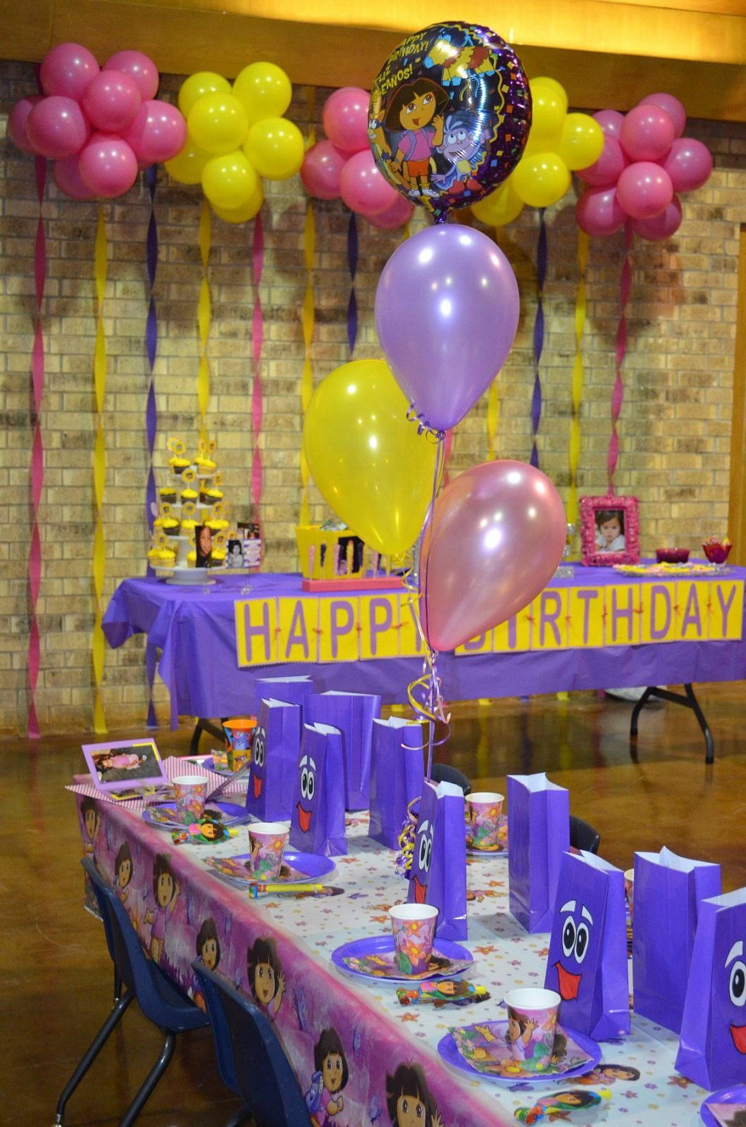 Dora Birthday Decoration Ideas Unique Dora Party