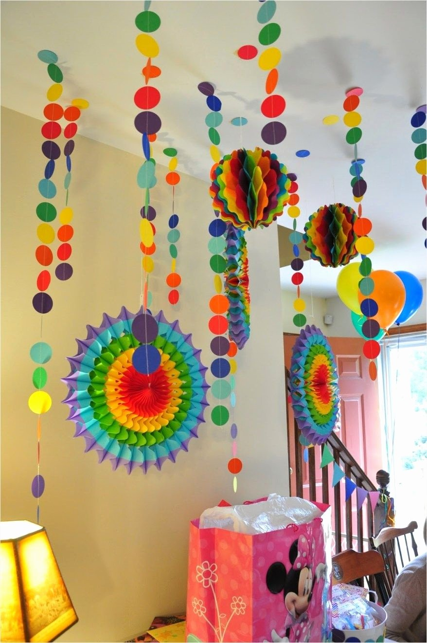 Easy Birthday Decoration Ideas at Home Beautiful 41 Diy Easy Birthday Crafts for Adults Decorequired
