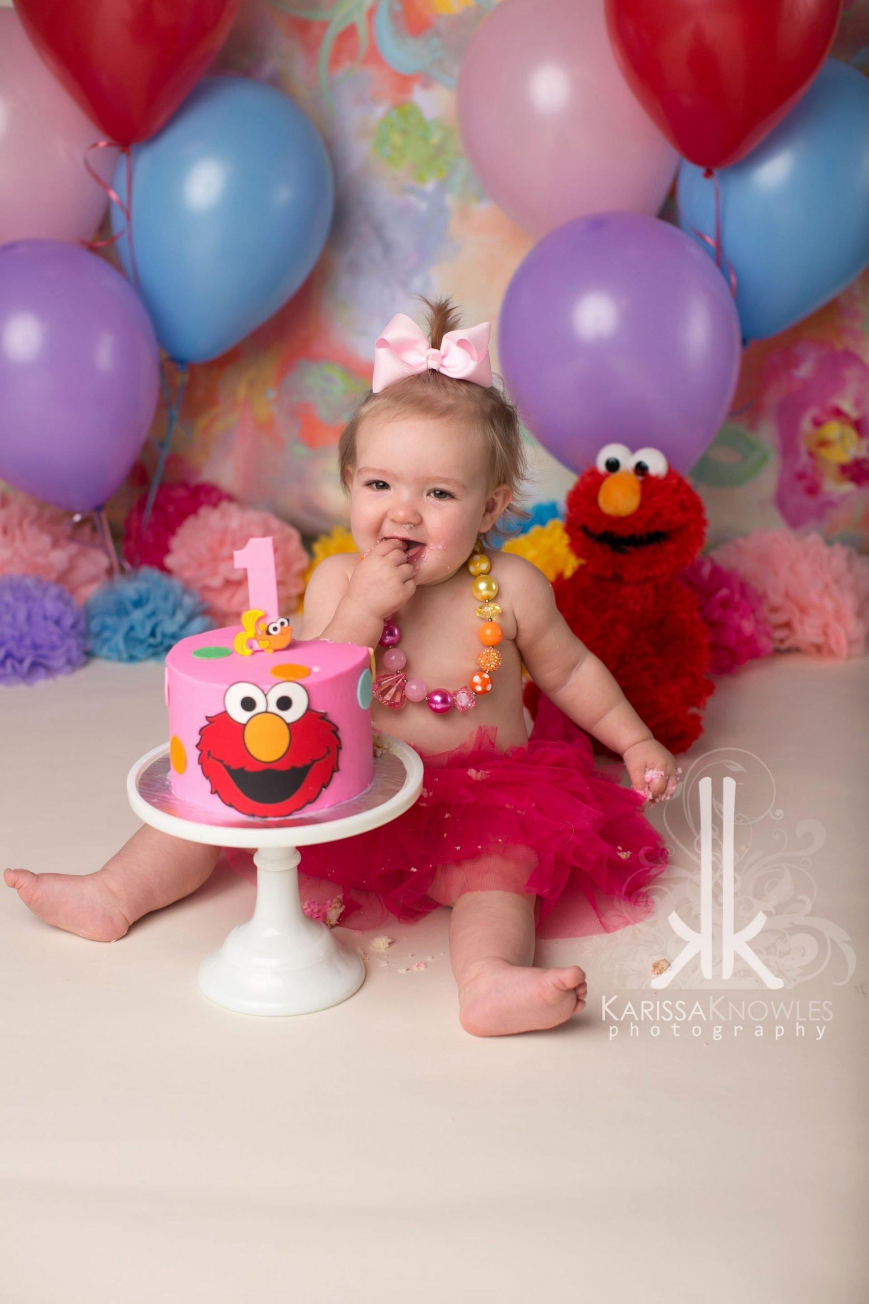 Elmo First Birthday Decoration Ideas Fresh Elmo Cake Smash Elmo First Birthday Girl Cake Smash Ideas