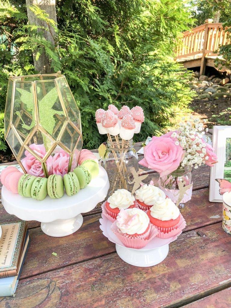 Fairy Birthday Decoration Ideas Fresh Fairy Garden Tea Party Ideas for Girls Fairy Birthday Party