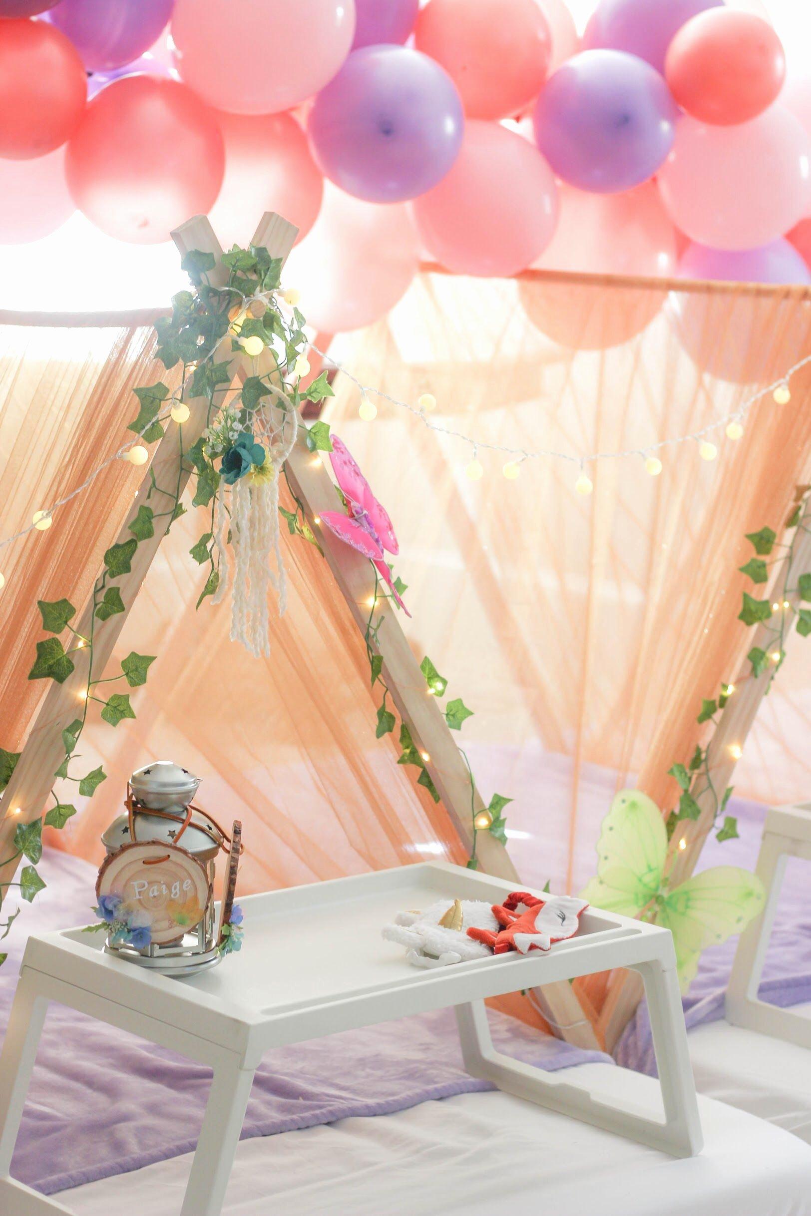 Fairy Birthday Decoration Ideas Inspirational Fairy Party