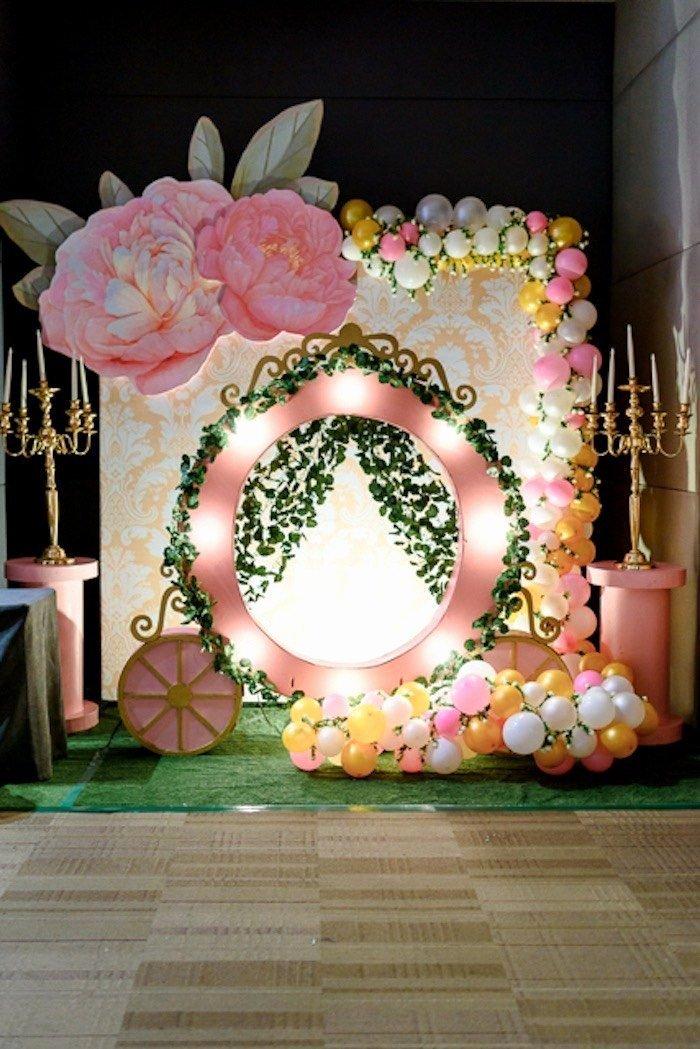 Fairy Birthday Decoration Ideas Unique Fairy Princess Birthday Party