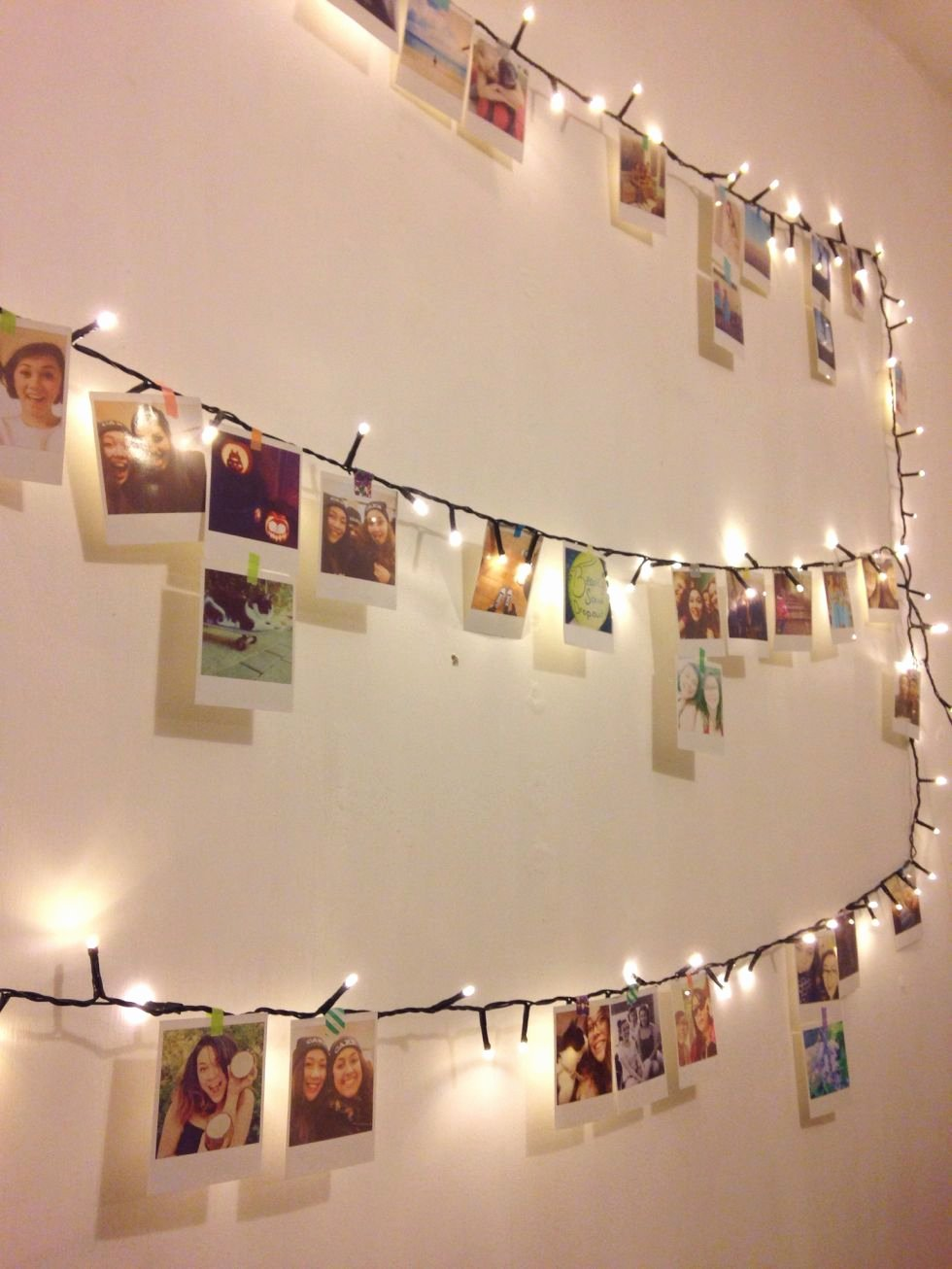 Fairy Lights Birthday Decoration Ideas New 13 Ways to Use Fairy Lights and Make Your Bedroom Look