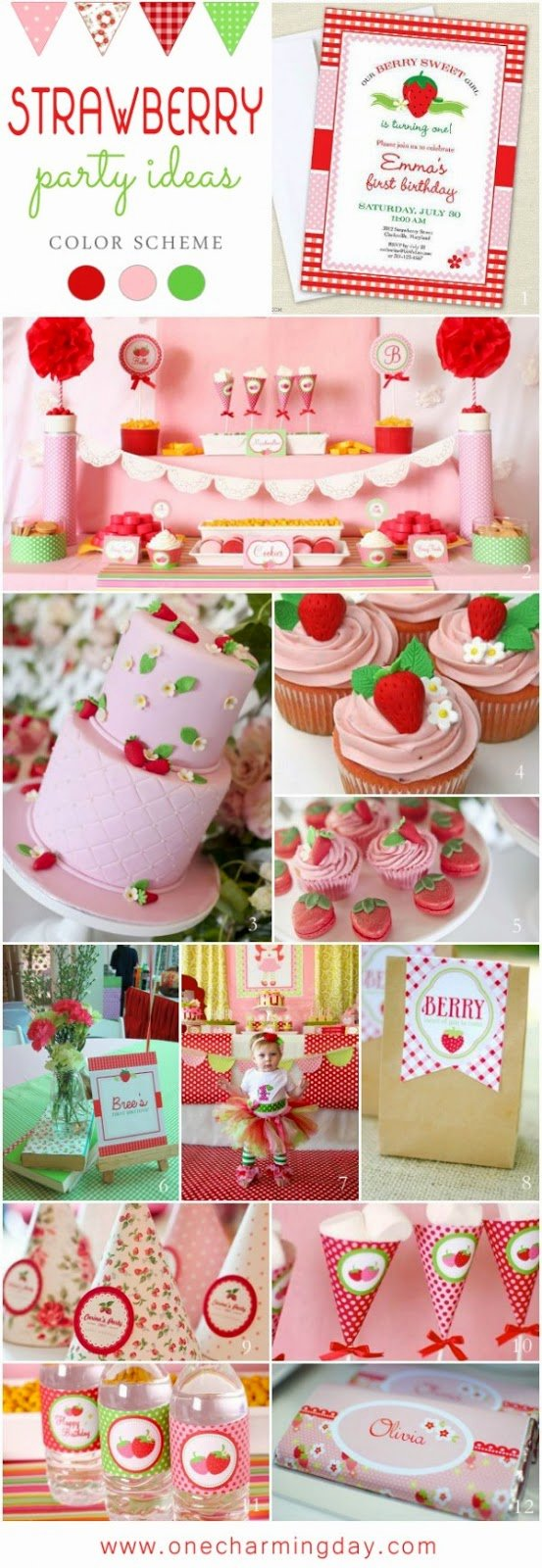 First Birthday Decoration Ideas Girl Unique 34 Creative Girl First Birthday Party themes and Ideas My