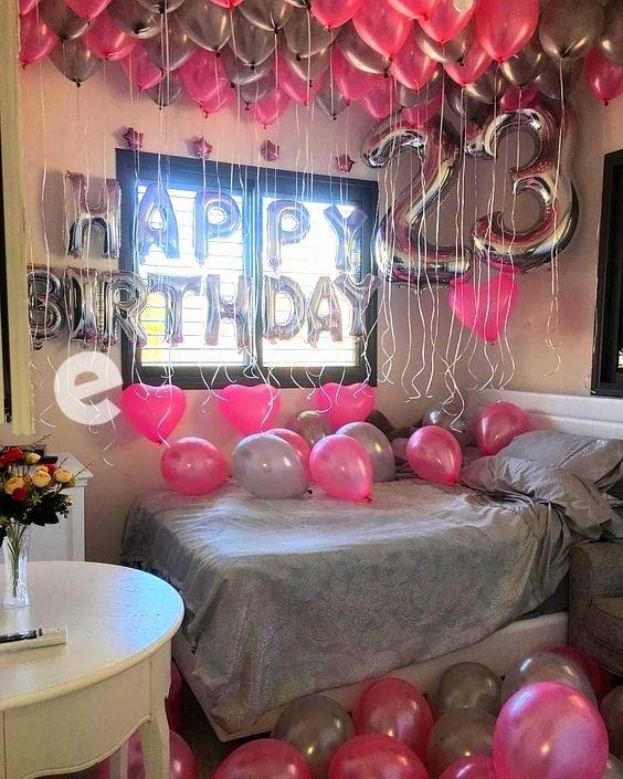 Girlfriend Birthday Decoration Ideas Elegant Surprise Decoration Ideas for Girlfriend