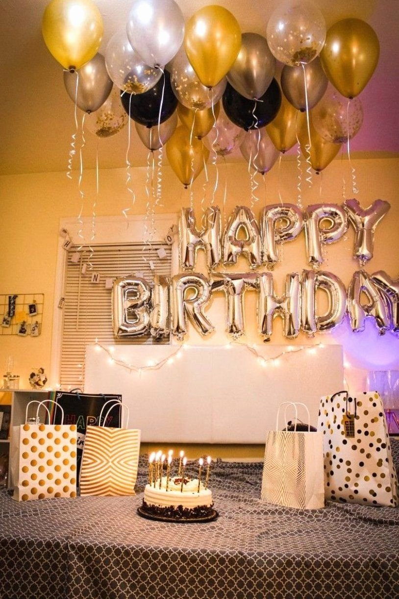 Girlfriend Birthday Decoration Ideas Inspirational Pin On My Saves