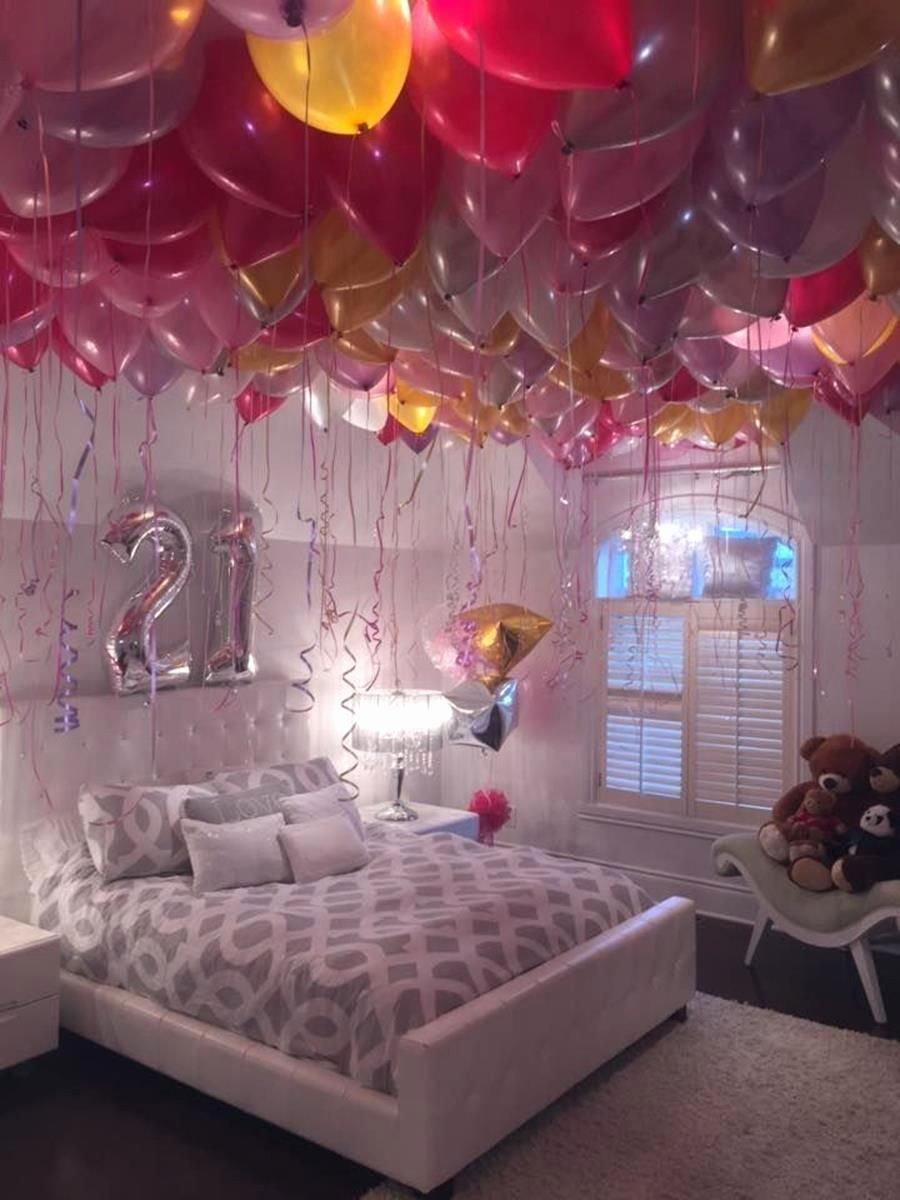 Girlfriend Birthday Decoration Ideas Unique 20 Best Birthday House Decorations Images On Home Decor Ideas