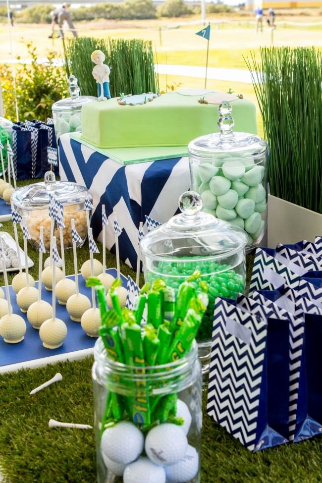 Golf Birthday Decoration Ideas Inspirational 10 Birthday Party Ideas for Boys Spaceships and Laser