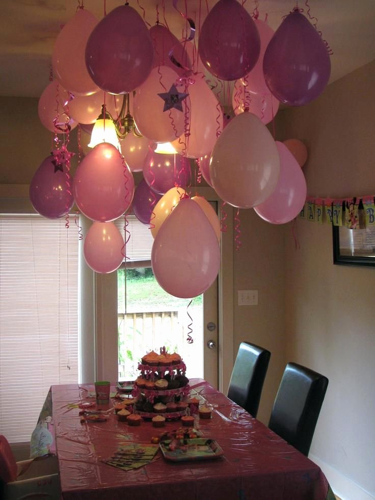 Good Birthday Decoration Ideas Lovely Birthday Decoration Ideas for the Best Friend Birthday