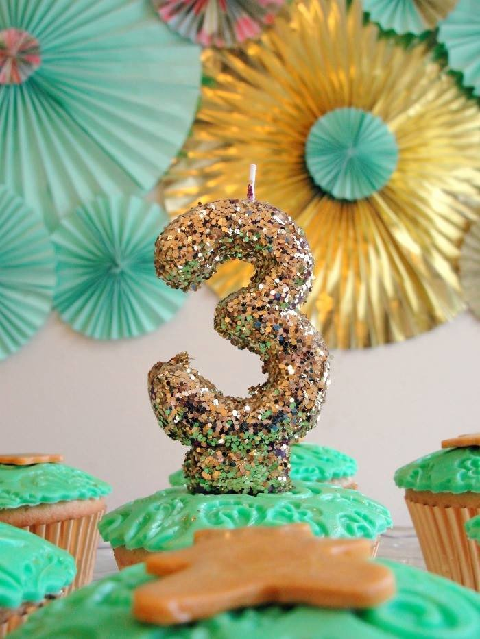 Green and Gold Birthday Decoration Ideas Fresh Kara S Party Ideas Green & Gold Birthday Party
