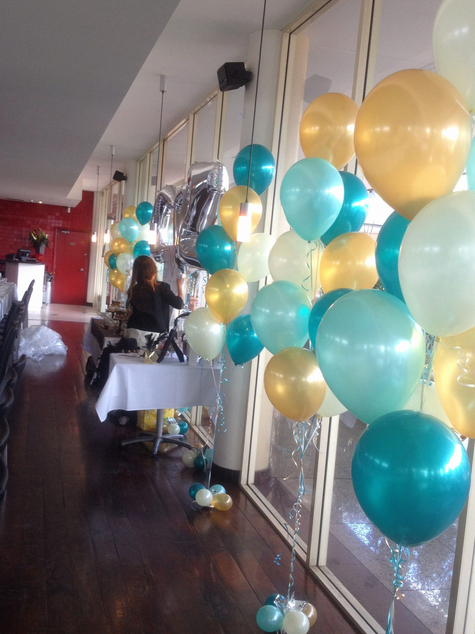 Green and Gold Birthday Decoration Ideas Inspirational In Pearl Teal Mint Green Gold and Ivory