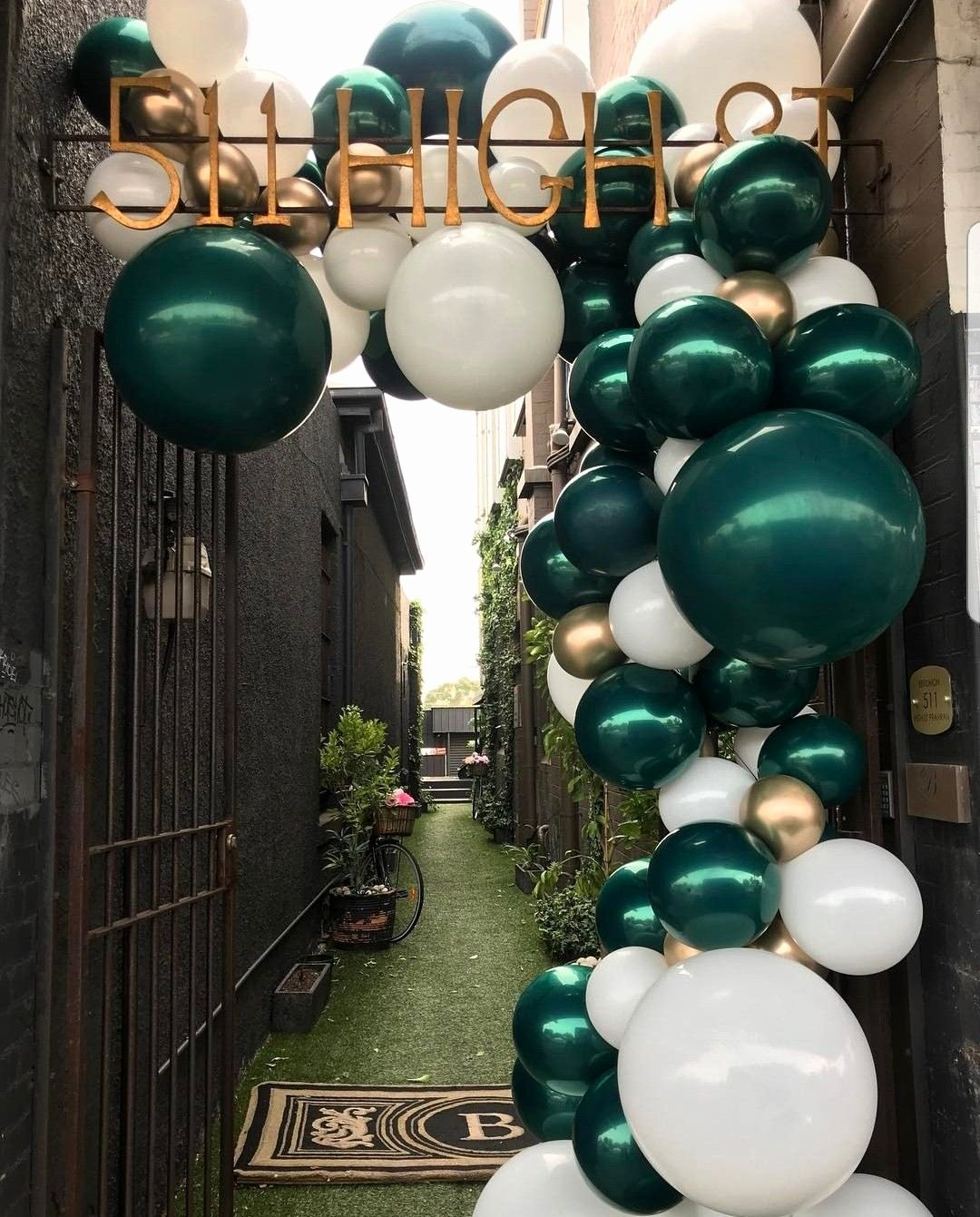 Green and Gold Birthday Decoration Ideas Inspirational Pin by Z Dern On Corbyn S Christening