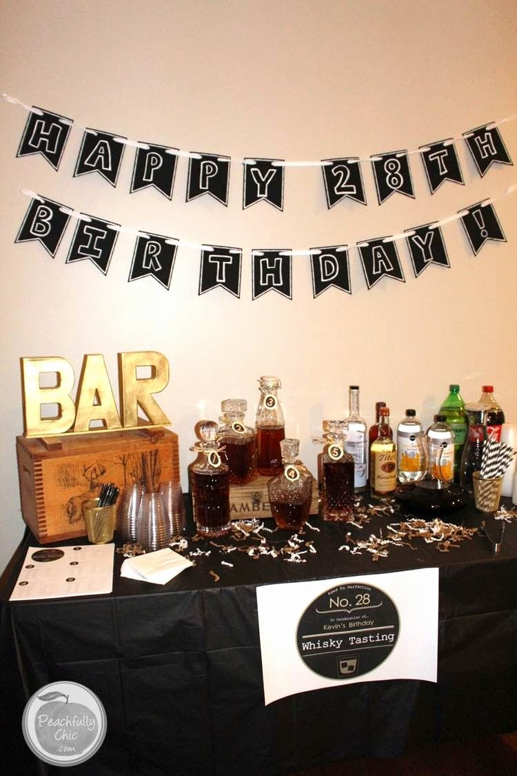 Guys Birthday Decoration Ideas Inspirational Planning Guys Birthday Party