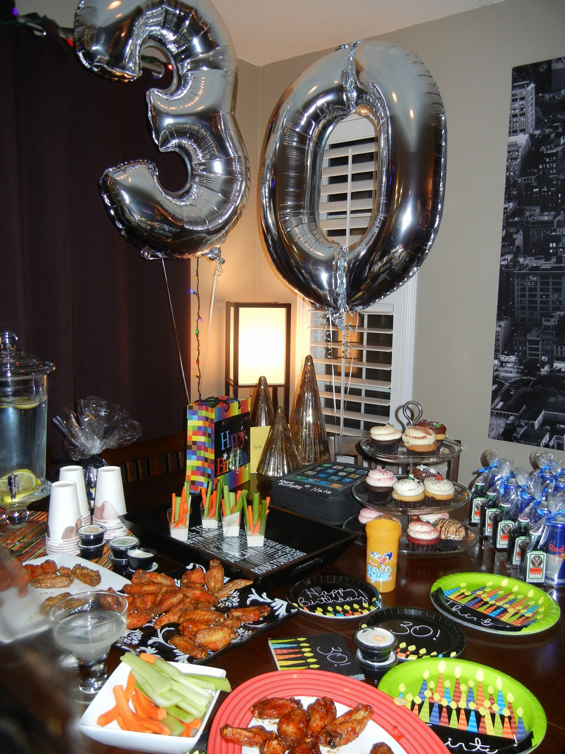 Happy 30th Birthday Decoration Ideas Beautiful Husband S 30th Birthday
