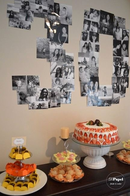 Happy 30th Birthday Decoration Ideas Best Of We Heart Parties Party Information 30 Years Old