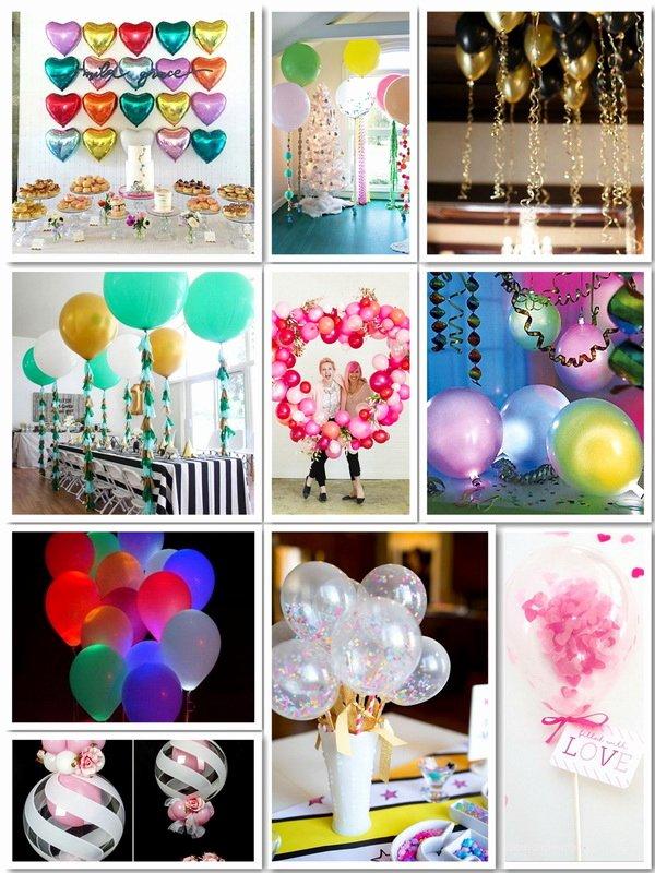 Happy Birthday Decoration Ideas at Home Luxury 50 Pretty Balloon Decoration Ideas for Creative Juice