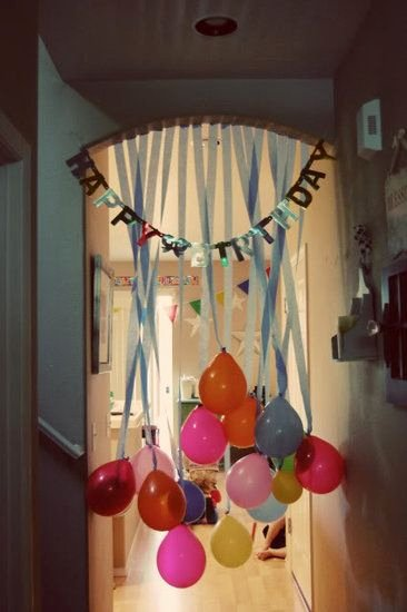 Happy Birthday Decoration Ideas Simple Beautiful 7 Ways to Make Your Lil E S Birthday Extraspecial