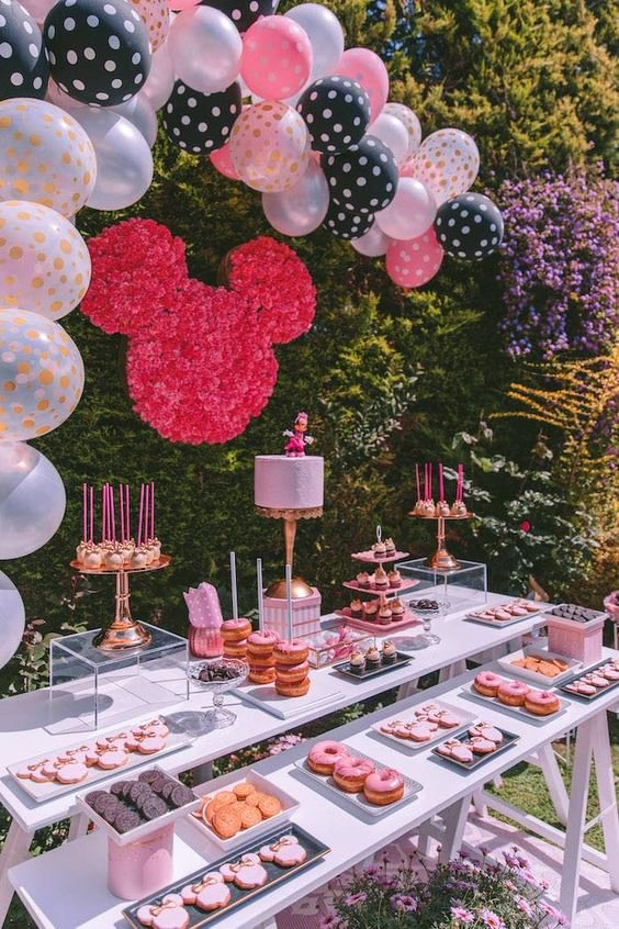 Innovative Birthday Decoration Ideas Beautiful 20 Stunning Birthday themes for Girls Bigfday