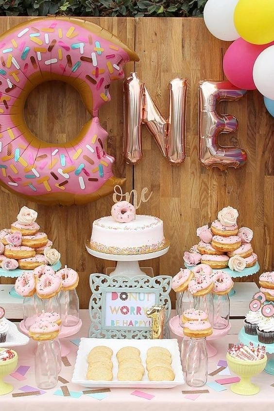 Innovative Birthday Decoration Ideas Lovely 20 Stunning Birthday themes for Girls Bigfday