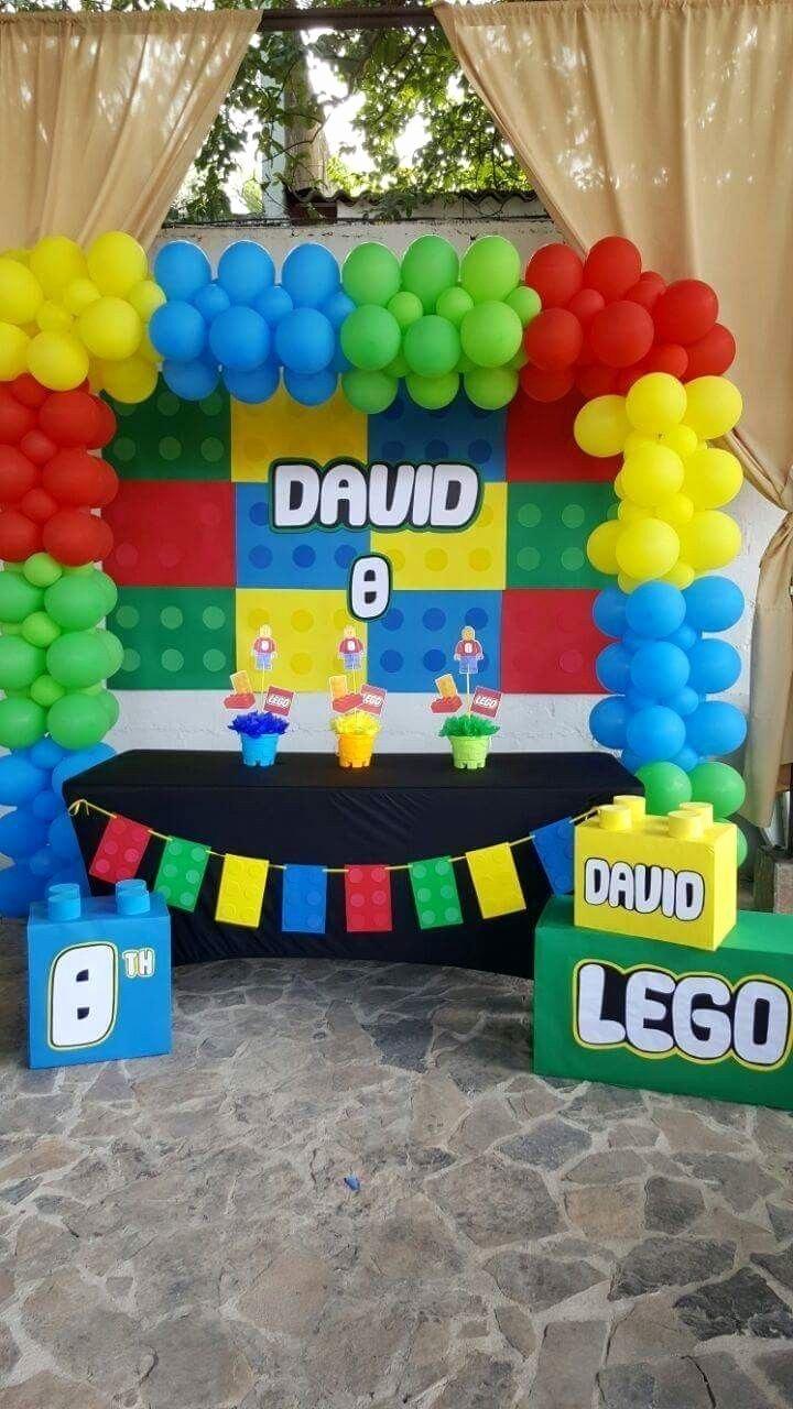 Lego Birthday Decoration Ideas Best Of Balloon Decoration Ideas for Birthday Party Inspirational