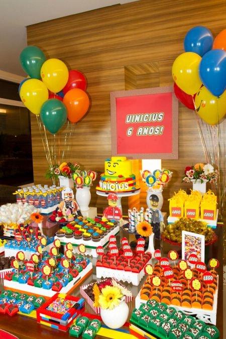 Lego Birthday Decoration Ideas New the Ultimate Lego Birthday Party Birthday Party Ideas for