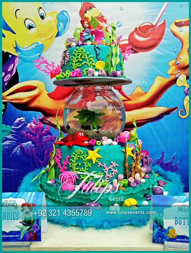 Little Mermaid Birthday Decoration Ideas Best Of Little Mermaid Party theme Decoration Ideas In Pakistan 35