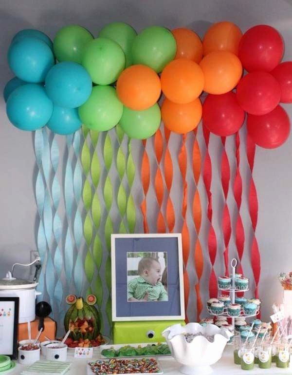 Low Cost Birthday Decoration Ideas Luxury 22 Insanely Cretive Low Cost Diy Decorating Ideas for Your
