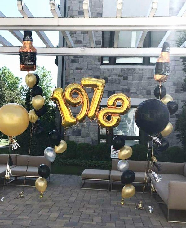 Mens 40th Birthday Decoration Ideas Best Of How Awesome are these 40th Birthday Party Ideas for Men