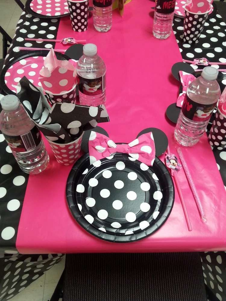 Mickey and Minnie Birthday Decoration Ideas Best Of Mickey Mouse Minnie Mouse Birthday Party Ideas
