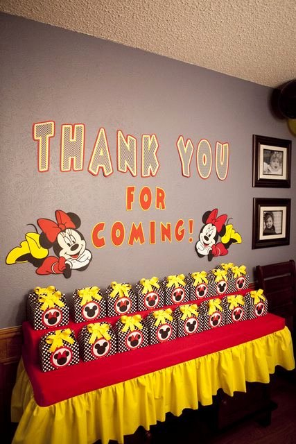 Mickey and Minnie Birthday Decoration Ideas Fresh Minnie Mouse Birthday Party Ideas