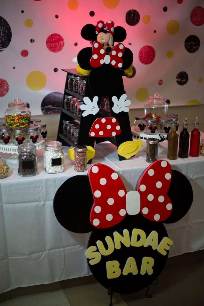 Mickey and Minnie Birthday Decoration Ideas Inspirational Minnie Mouse Birthday Party Ideas