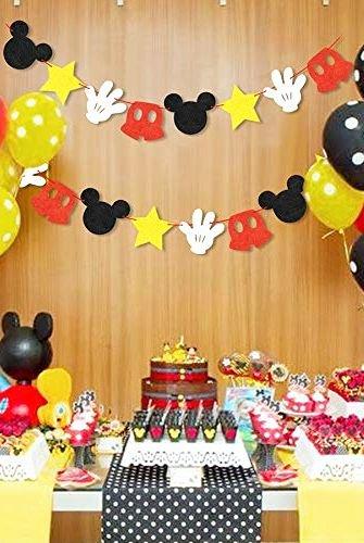 Mickey Birthday Decoration Ideas Inspirational 20 Mickey Mouse Birthday Party Ideas How to Throw A Mickey