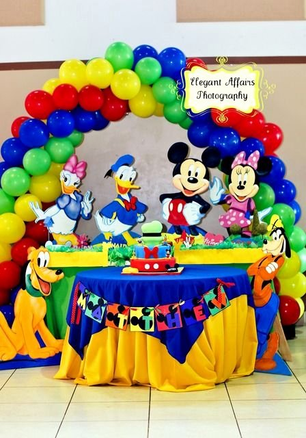 Mickey Mouse Clubhouse Birthday Decoration Ideas Best Of Mickey Mouse Clubhouse Birthday Party Ideas