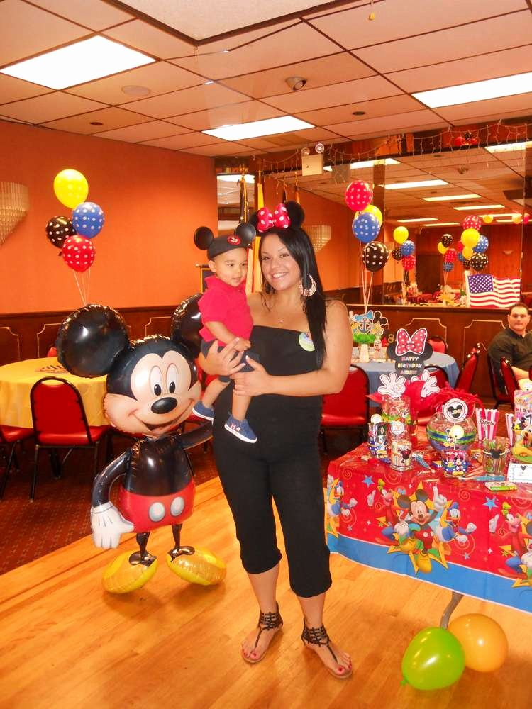 Mickey Mouse Clubhouse Birthday Decoration Ideas Luxury Mickey Mouse Clubhouse Birthday Party Ideas