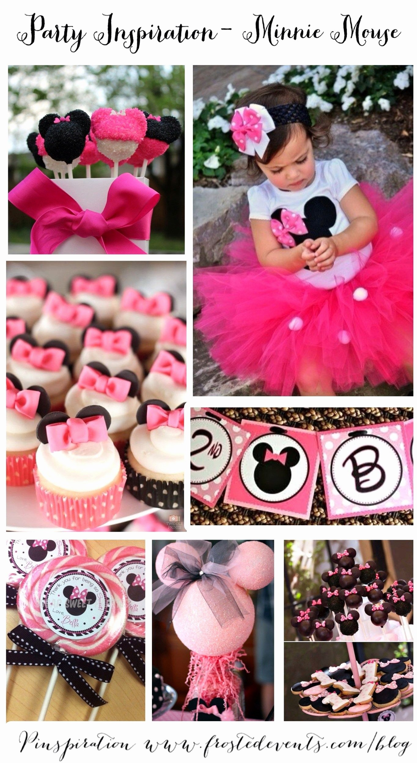 Minnie Birthday Decoration Ideas Fresh Adorable Minnie Mouse Party Ideas