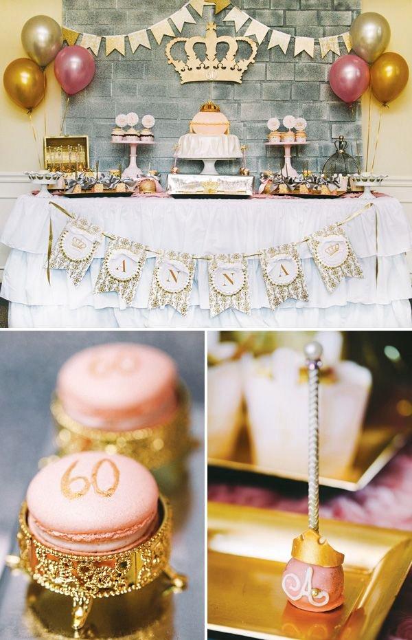 Mom Birthday Decoration Ideas New Magnificent Royal 60th Birthday Party