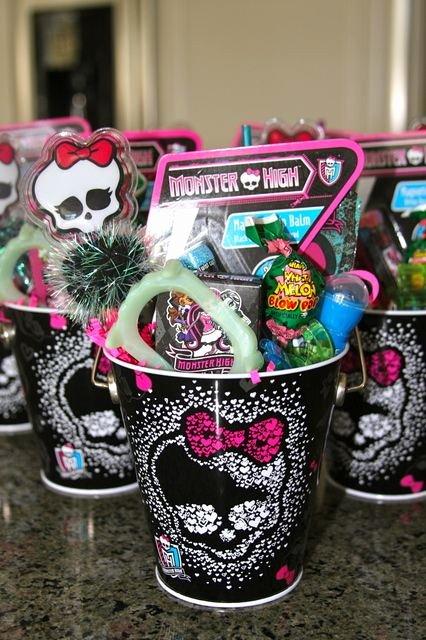 Monster High Birthday Decoration Ideas Lovely Monster High Birthday Party Ideas