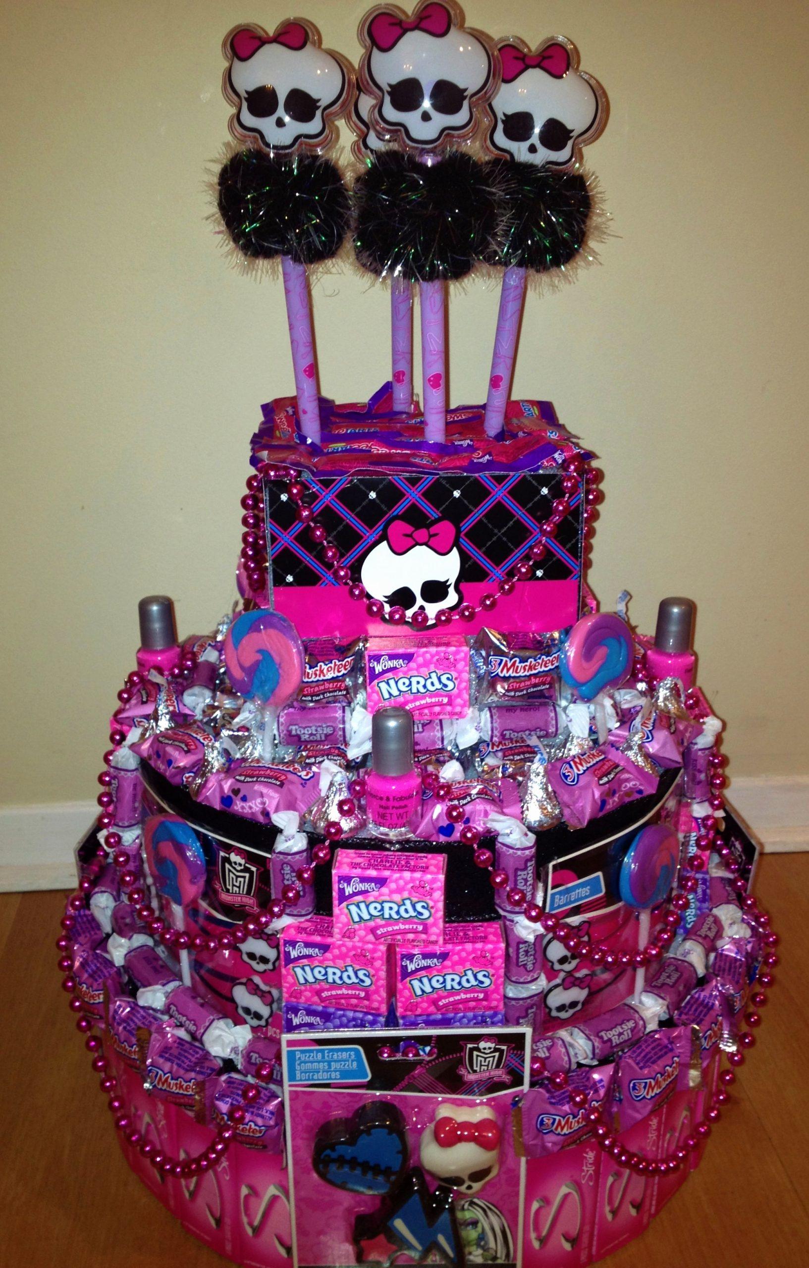 Monster High Birthday Decoration Ideas Luxury Monster High Party Monster High Party Favors