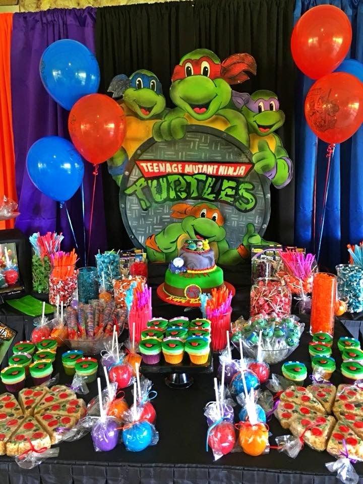 Ninja Turtle Birthday Decoration Ideas Awesome Pin by Elegant On Ninja Turtles