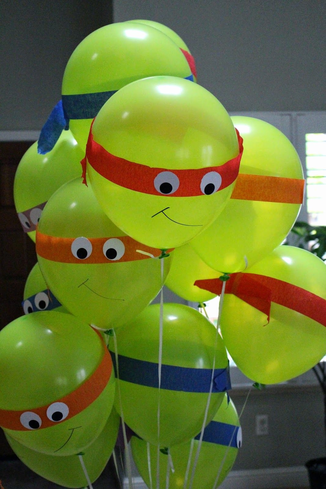 Ninja Turtle Birthday Decoration Ideas Fresh Pin by ashley Depp On From the Blog