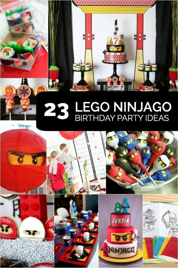 Ninjago Birthday Decoration Ideas Fresh 23 Of the Best Ninjago Party Ideas Spaceships and Laser Beams