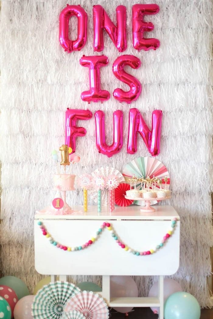 Number 1 Birthday Decoration Ideas Fresh Birthday Decoration Ideas 1st Birthday Party E is Fun